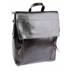 Рюкзак женский кожаный №F319