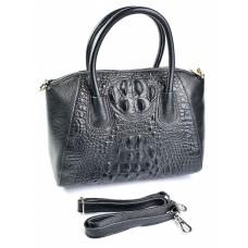 Кожаная женская сумка №GW-8349