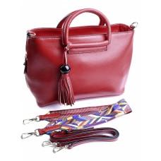 Женская кожаная сумка №GW-8962