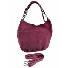 Женская замшевая сумка №HT-05G