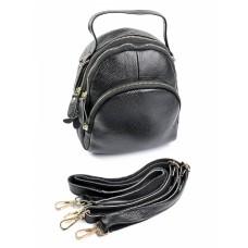Кожаный женский рюкзак №WY-311