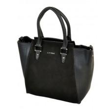 Женскачя сумка из замши и кожзама №1379