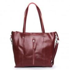 Кожаная женская сумка №1542-64