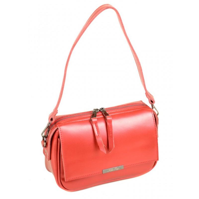 """658155b5fb7f Большой красный кошелек под много карточек Marco Coverna · Красный кожаный  клатч: Кожаный женский клатч купить недорого """" 2227"""