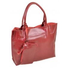 Кожаная женская сумка №8546