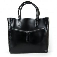 Большая женская кожана сумка №8713-12