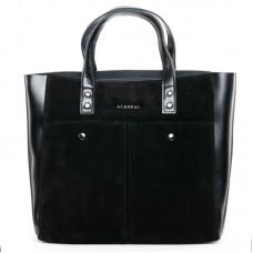 Замшевая сумка женская №8713-2