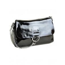 Лаковая сумочка из кожи №8723-3