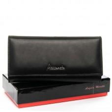 Кожаный кошелек женский №W501n5
