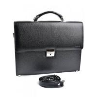 Деловой портфель кожаный №1283