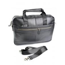 Мужской портфель из натуральной кожи №1687SF