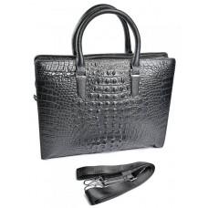 Мужской портфель кожаный №17619