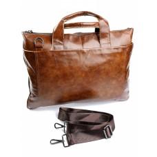 Портфель мужской кожаный №3080-4