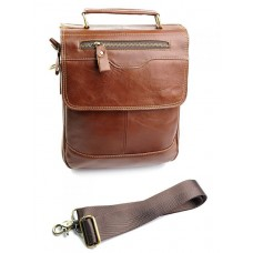 Мужская сумка натуральная кожа №5011