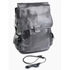 Кожаный рюкзак №8837