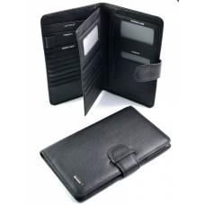 Кожаное портмоне №B002-837