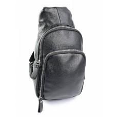 Кожаная сумка мужская  №LY-0015