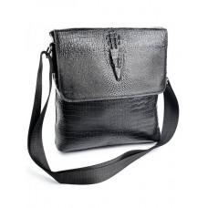 Кожаная мужская сумка №RF-005