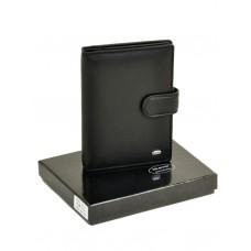 Кожаный бумажник мужской №M5 Classic