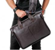 Купить портфель мужской кожаный недорого
