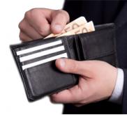 Купить портмоне мужское из кожи недорого