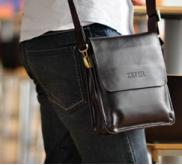 Купить мужскую кожаную сумку недорого