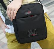 Купить мужскую сумку из ткани недорого