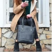 Женские кожаные сумки - осень 2018