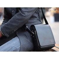 Новые модели кожаных мужских сумок и портмоне