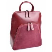 Осенняя коллекция кожаных рюкзаков